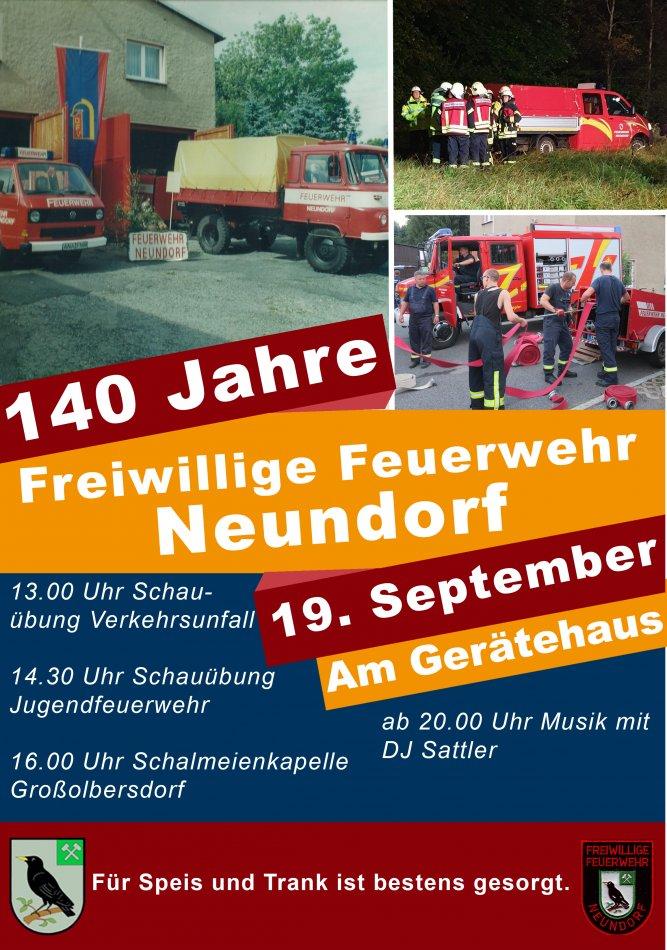 Plakat-Feuerwehrfest